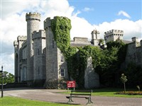Warner Break - Bodelwyddan Castle