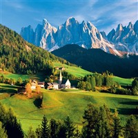 Italy - The Magnificent Dolomites