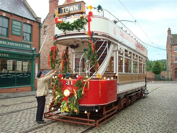 Durham Christmas Market & Festive Beamish