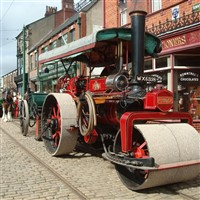 Durham, Beamish & the Great North Steam Fair