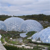 Cornish Coast, Gardens & the Eden Project