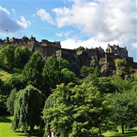 Peebles, Edinburgh & the Borders Railway