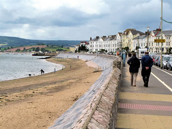 Exmouth & the World Heritage Jurassic Coast