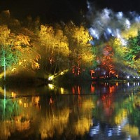 Pitlochry, The Enchanted Forest & Autumn Gold