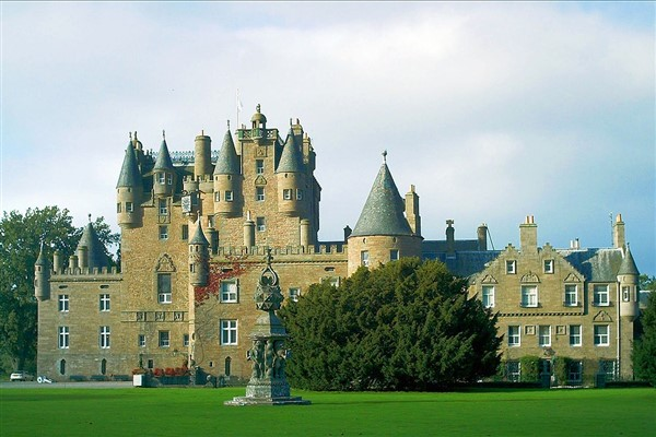 City of Discovery, Angus Coast & Glamis Castle