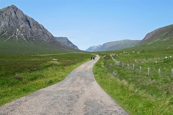 Highland House Party - Isles of Glencoe