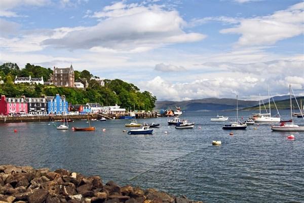 Oban & the Isle of Mull