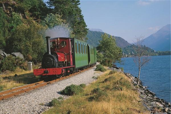 Vintage Railways of North Wales