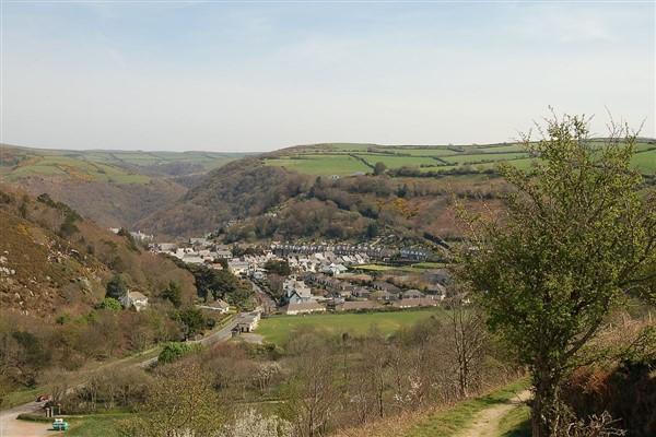 Lynton,North Devon & the Exmoor National Park