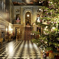 Chatsworth House at Christmas & Manchester