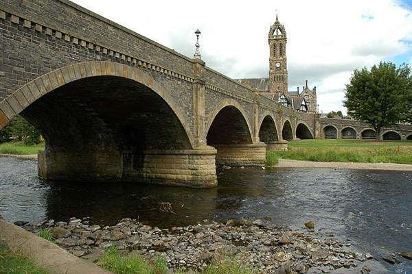 Peebles, Edinburgh & Borders Railway