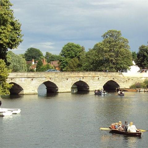Heart of England, Stratford & Warwick Castle