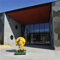 Welsh Rarebits & the Royal Mint Visitor Centre