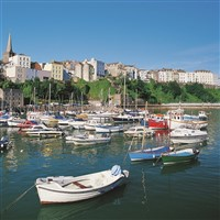 Tenby & the Picturesque Pembroke Coast