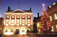 Glow Winter Illuminations at Harlow Carr & York